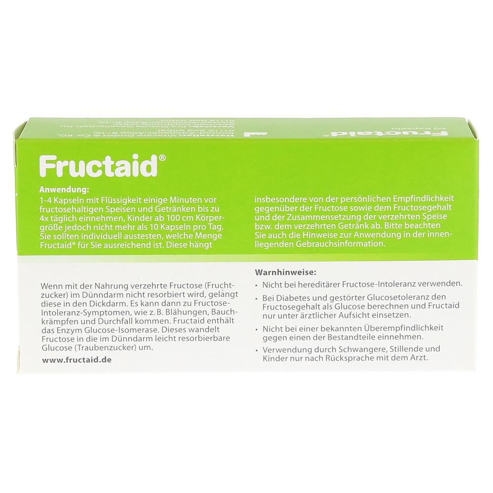 FRUCTAID® kapszula